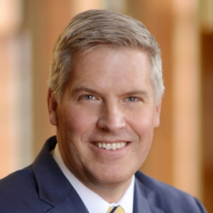 Chancellor Patrick Gallagher